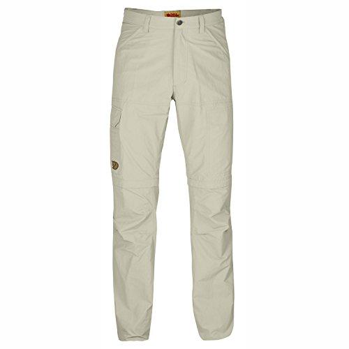FjallRaven Pantalon Zip-Off Cape Point MT Zip-Off Trousers Light Beige