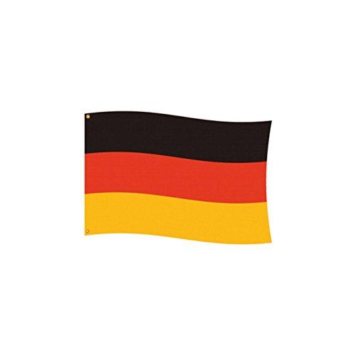 Amscan 400200 Fahne Deutschland