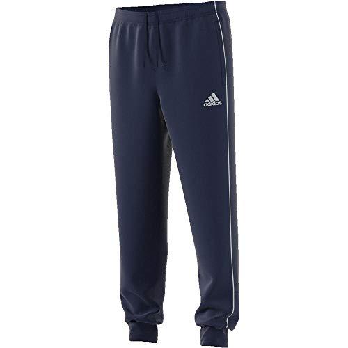 adidas Herren CORE18 SW PNT Sport Trousers, Dark Blue/White, XS - Amazon Adidas
