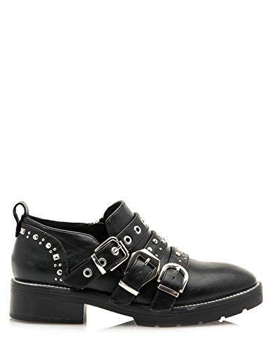 SIXTY SEVEN Studs Black Boots by Sixtyseven (39 - Black)