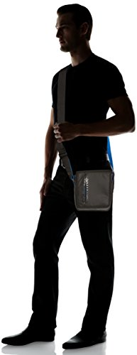 Calvin Klein Herren Tasche Logan Reporter With Flap 1 Pack Schwarz