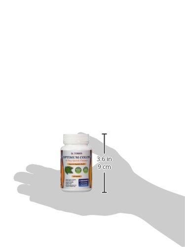 Dr.Tobias Colon: 14 Tage Entgiftung des Körpers, Lakritzwurzel,Senna Blatt,Psylliumschale,Leinsamenpulver,Aloe Vera