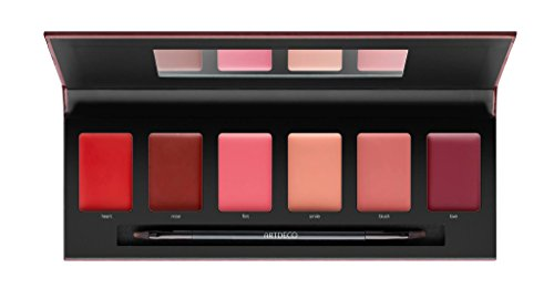 Artdeco Most Wanted Lip Palette 1, Kiss Kiss, 1 g