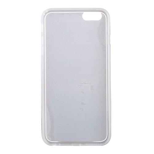 Pour iPhone 6 Plus / 6s Plus Étui de protection TPU JING ( SKU : S-IP6P-0778E ) S-IP6P-0778B