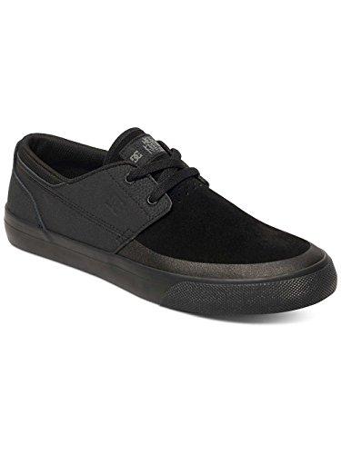 Herren Skateschuh DC Wes Kremer 2 S Skate Shoes Black/Black/Black