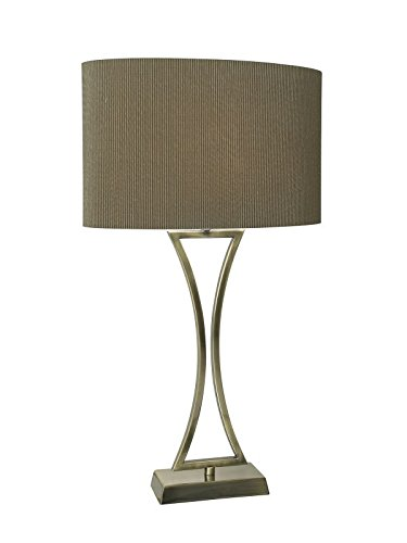 dar-opo4175-oporto-wavy-table-lamp-antique-brass-complete-with-brown-oval-shade