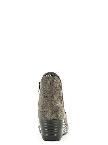 Stonefly Ebony 20, Bottes Classiques Femme Gris tourterelle