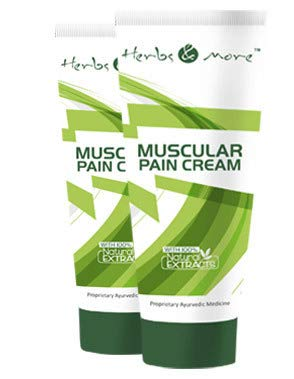 Netsurf Herbs and More Muscular Pain Cream , 50 g