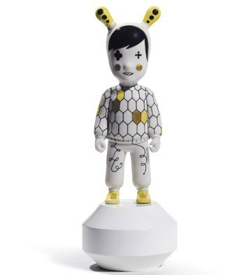 THE GUEST BY JAIME HAYON - LITTLE Lladro Porcelain