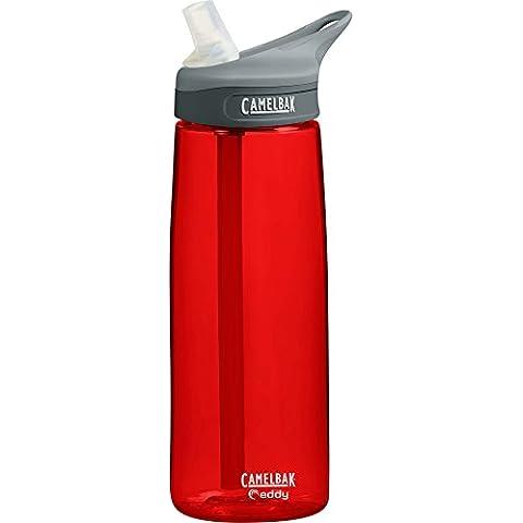 Botella CamelBak eddy 750 ml rojo 2015