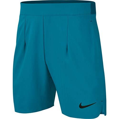 Nike Shorts NKCT Ace Jungen, Green Abyss/Black, M