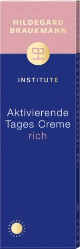 Hildegard Braukmann Aktivierende Tages Creme rich - Pro Ager