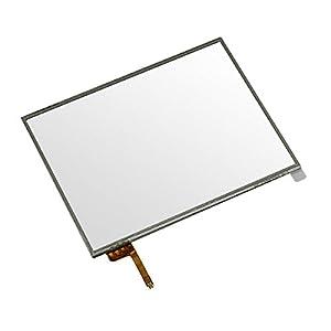booEy Touchscreen Touchpad Glas Ersatz Scheibe für Nintendo New 3DS XL