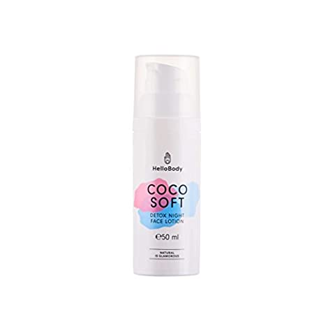 Coco Soft Detox Lotion | HelloBody