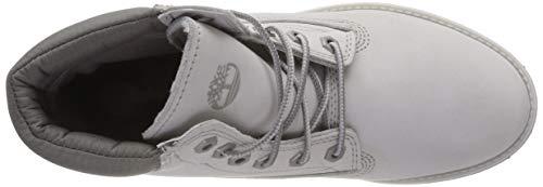 Timberland Women s Waterville Ankle Boots  Grey  Microchip Waterbuck M29   5 5  38 5 EU