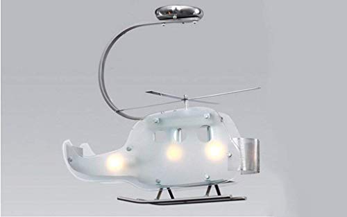 Sunset Dome (HhGold Lampen der Decke, Sunset Helicopter Kinderleuchten 3 Boy Dome Light Head Studienzimmer Klasse E 27 Farbe: Wählen Sie (A) (Farbe : A))