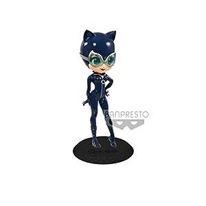 Bandai DC Comics Q Posket Catwoman, Multicolor (Banpresto 82749)