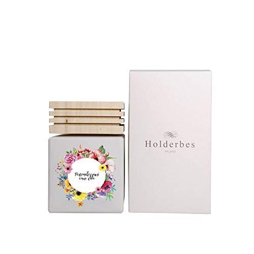 My Custom Style Parfum benutzerdefinierte Holderbes, Sirio 100ml, Tortora -