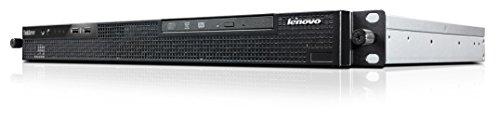 Lenovo ThinkServer RS140 3.3GHz E3-1226V3 300W Bastidor (1U) - Servidor (3,3 GHz, E3-1226V3, 8 GB, DDR3-SDRAM, 300 W, Bastidor (1U))