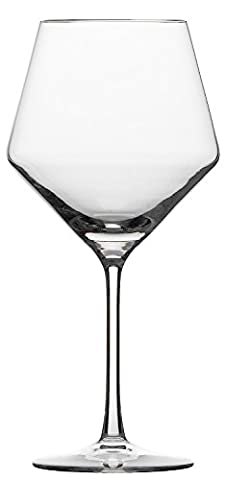 Schott Zwiesel Pure Burgundy Glass, Twin Pack