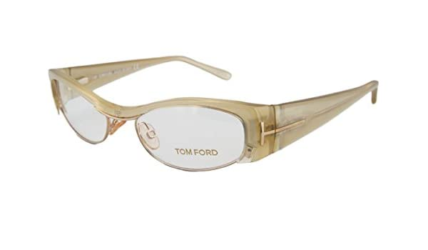 3d11c3172de6 Lunettes de vue Tom Ford TF 5076 467  Amazon.fr  Vêtements et accessoires
