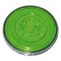 Eulenspiegel Profi-Schminkfarben GmbH Búho Espejo 420201-Neon de Efecto de Color, Verde, 12ml