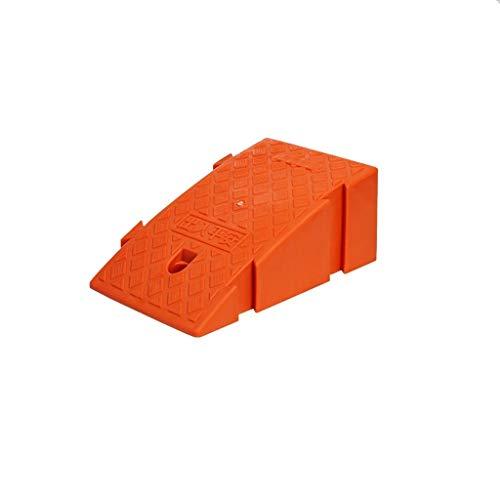 ChenB- Small Tools Red/Viola Rampe in Movimento, Possono Essere cuciti Portatili antigelo Invernale Rampe Supermercato Fabbrica Rampe Passo Soglia (Color : Red, Size : 25 * 39 * 15.7CM)