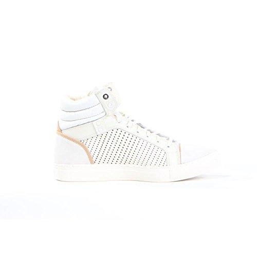 G-Star Augur Samovar Vent, Baskets mode homme Blanc - Blanc
