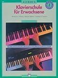Alfreds Klavierschule für Erwachsene, Band 1 - Für mechanische und elektronische Tasteninstrumente