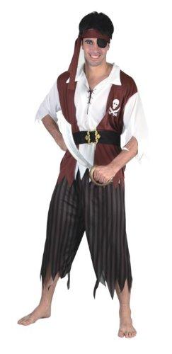 Humatt Perkins 51277 - Disfraz de capitán