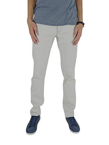 PME Legend Herren Jeans Bare Metal G2 Grau Slim Fit Hose für Männer Stretch, Schrittlänge:L32, Hosengröße:W33