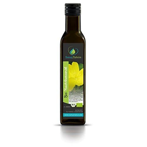 Sanus Natura Bio Nachtkerzenl 250ml Glasflasche