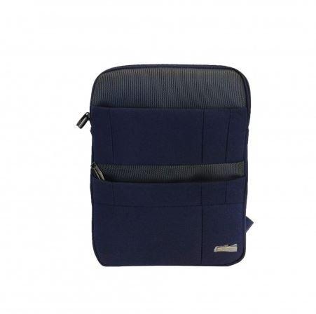 RONCATO CIAK B-CLASS Tracolla piatta Porta IPad/tablet (blu) blu