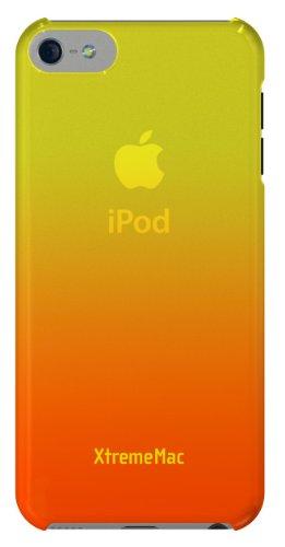 XtremeMac IPT-MFN-93 Microshield Fade Schutzhülle für Apple iPod Touch 5G gelb/orange (Ipod 5. Generation Case Gelb)