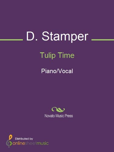 Tulip Time (English Edition)