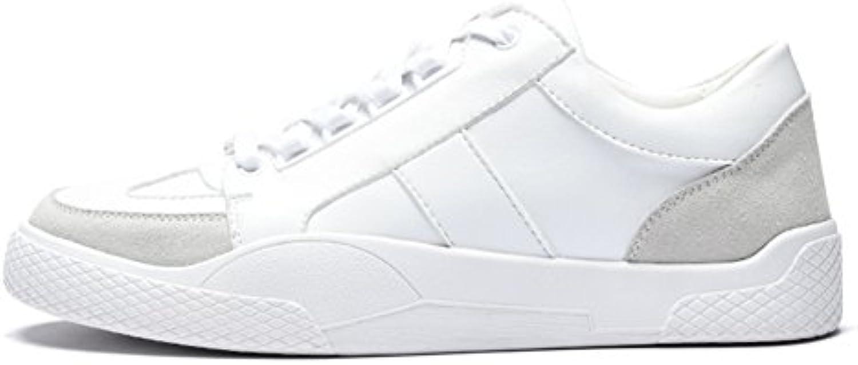 QIDI-Men's shoes Zapatillas para Hombre T-2 EU42/UK8.5 -