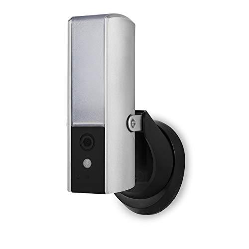 31-uYS7o62L [Bon Plan Netatmo] Smartwares Guardian CIP-39901 - Caméra de surveillance connectée avec éclairage intégré, alarme et audio 2 Voies