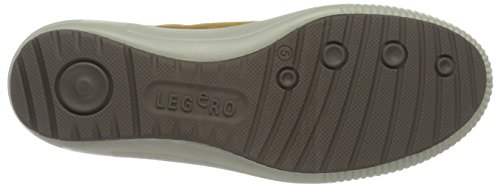 Legero Tanaro, Baskets Basses Femme Jaune - Gelb (HONEY 20)