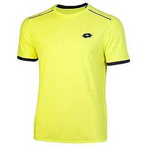 Lotto AYDEX IV Tee B Yellow Lime/Navy