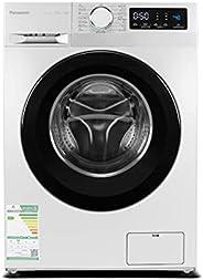 Panasonic Front Load Washing Machine 8Kg Washing Capacity Abaya White