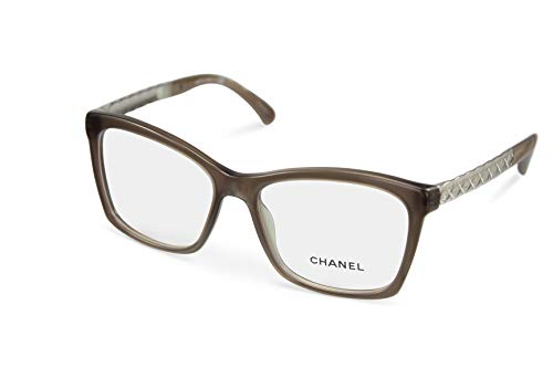 CHANEL Brillenfassung Brille CH 33356 c.677 Grey Brown (54-16)