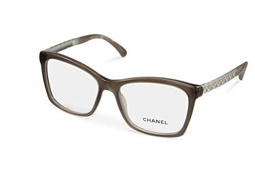 CHANEL Brillenfassung Brille CH 33356 c.677 Grey Brown (54-16)