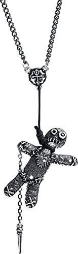 Alchemy Gothic VOO DOO Doll Halskette Standard