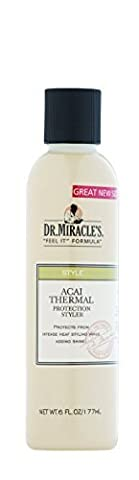 Dr Miracles Acai Thermal Protection?Styler?177 ml/6?fl?oz by Dr. Miracles