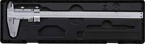 BGS 1934 | Präzisions-Messschieber | 0 - 300 mm | mm + Zoll | Nonius 1/20 mm