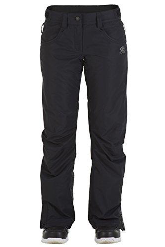 Rip Curl Qanik PT-Pantaloni da trekking, da donna NERO nero S