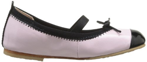 Bloch Toddler Luxury, Mädchen Ballerinas Rose (Baby Pink/Black)