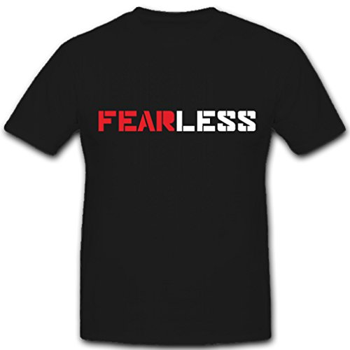 fearless-miedo-los-tapferkeit-coraje-isaf-afganistan-soldado-rekrut-bundeswehr-bw-us-army-camiseta-5