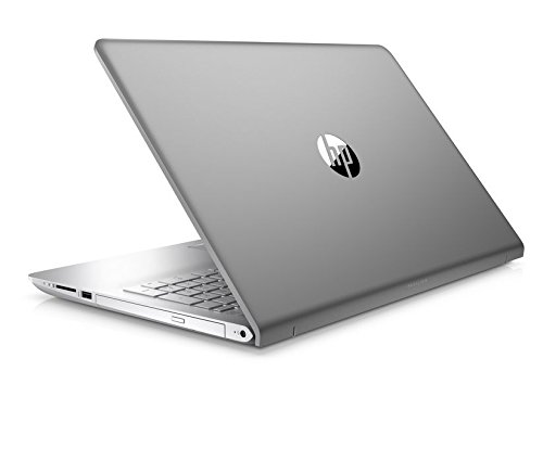HP Pavilion 15 cc002ng 396 cm 156 Zoll Notebook Intel central i5 7200U 8 GB RAM 256 GB Speicher NVIDIA GeForce 940MX Windows 10 your home 64 silber Notebooks