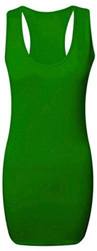 21FASHION - Canotta -  donna Jade Green